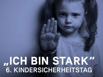 6. Kindersicherheitstag am 16. Februar 2020