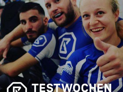 Body Masters Testwochen: 3. FEB bis 17. FEB 2020