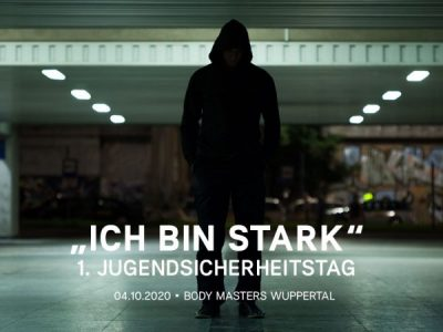 1. Jugendsicherheitstag am 04. Oktober 2020