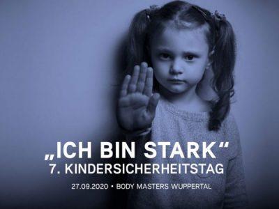 7. Kindersicherheitstag am 27. September 2020